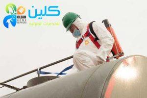أفضل شركات تنظيف الخزانات في جدة